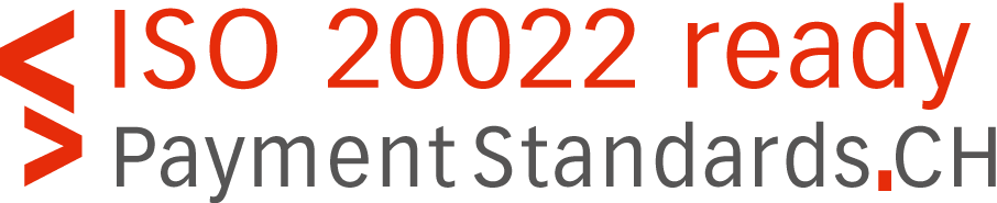 ISO 20022 ready - Payments Standard.ch