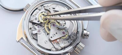 Watchmaking - precision